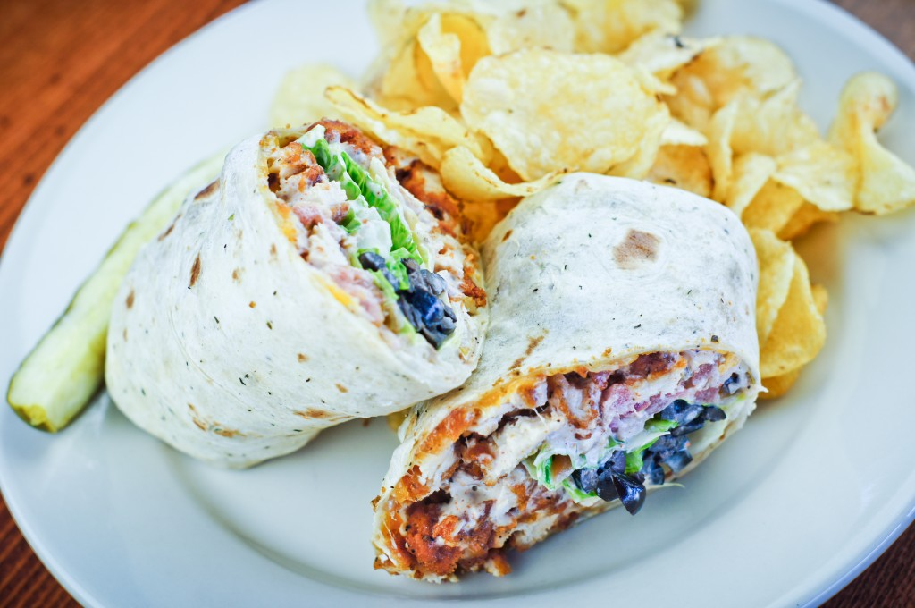 Wraps - Carbone's Pizza Bar & Grill